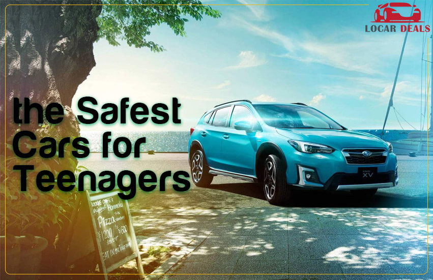 Safe Cars for Teenagers in USA