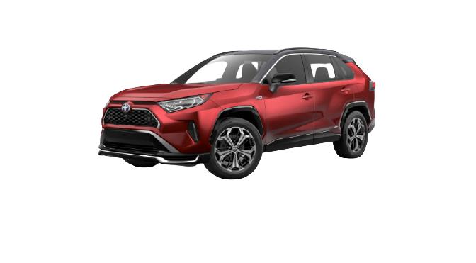 Toyota RAV4 Prime - Best AWD Cars