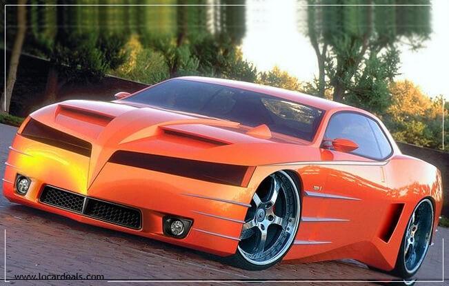 1999 Pontiac GTO muscle cars concept