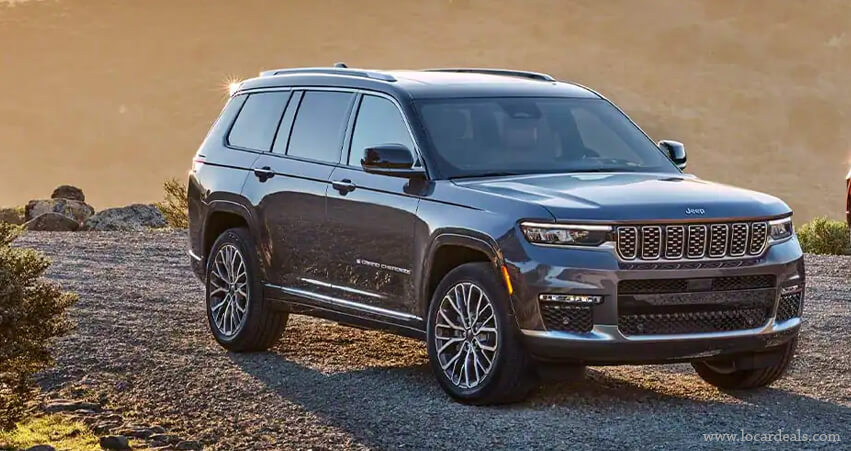 2022 jeep grand cherokee Details Reviews and Price