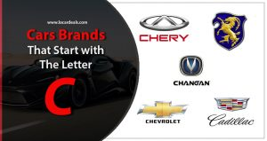Cars That Start With C – Cars Brands That Start with The Letter C