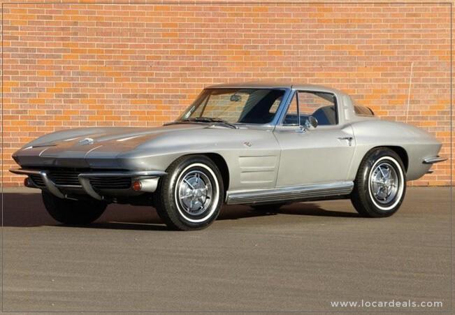 Chevrolet Corvette (1963-2004)