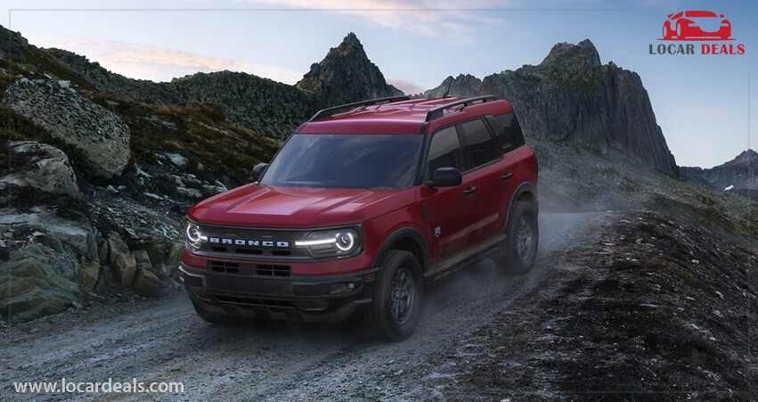 Ford Bronco sports