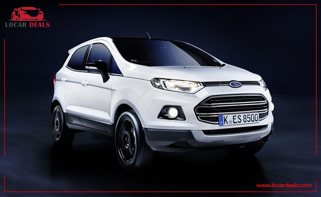 Ford Eco Sport Slowest car in the world