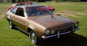 Ford Pinto Wagon car