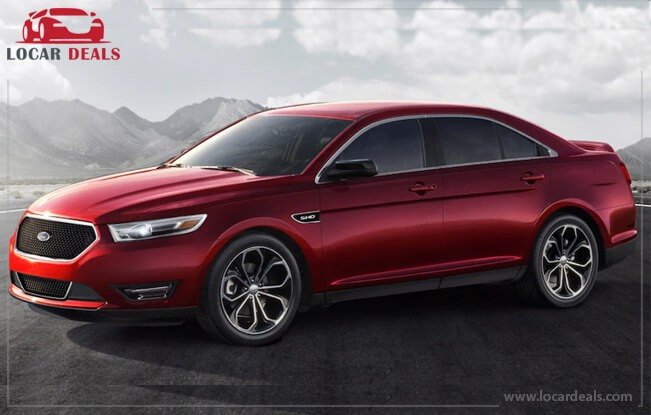 Cars with Paddle shifters Ford Taurus SHO in USA
