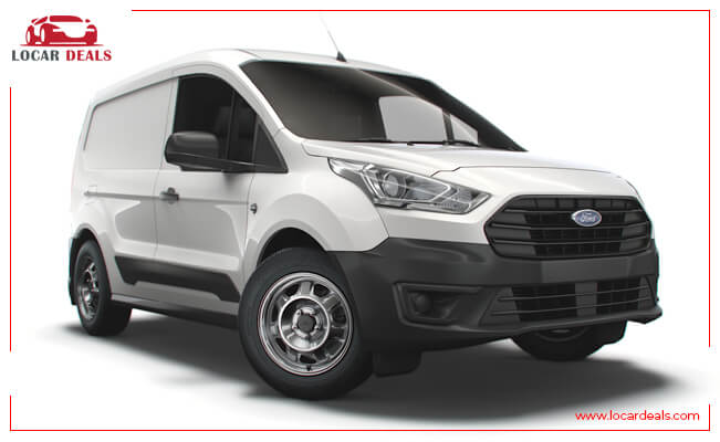 Ford Transit Connect slowest car