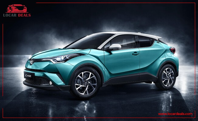 Toyota C-HR slowest suv car in the world