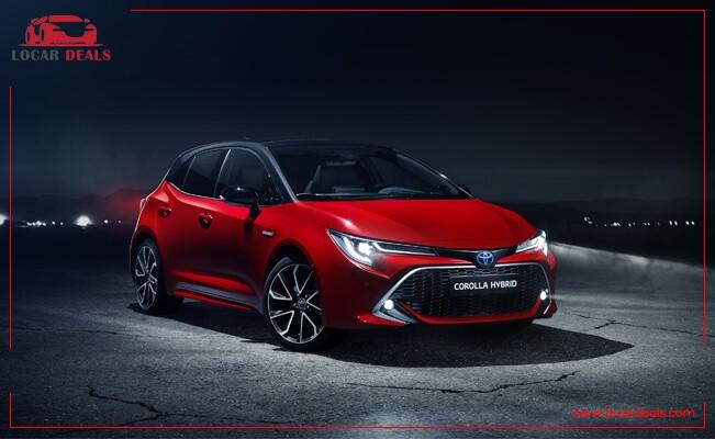 Toyota-Corolla-Hybrid-worlds-slowest-car