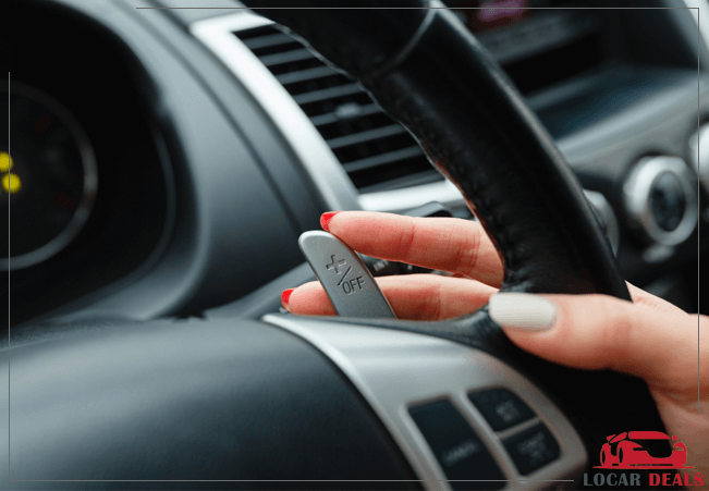 cheap cars with paddle shifters
