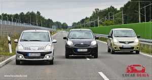 Difference between subcompact vs compact car