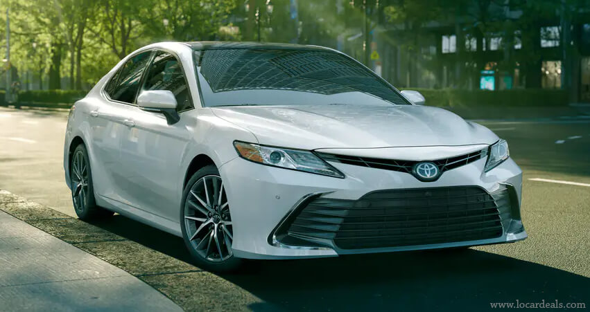 2022 Toyota Camry review and specification