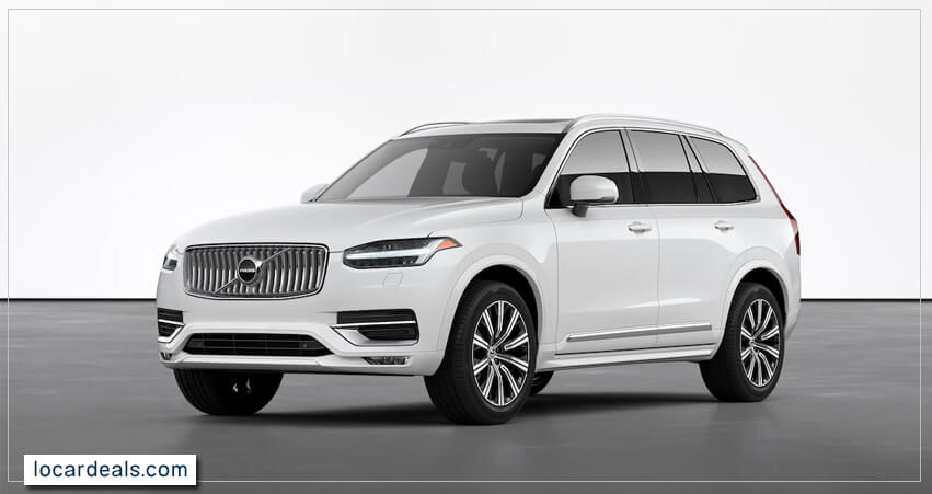 2022 Volvo Cars XC60 and XC90 Release Date, Price, Photos, Specifications