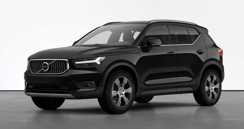 2022 volvo xc40 released date aand pricing