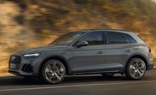 Audi Q5 - best cars for short people