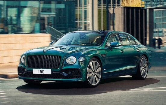 Bentley Flying Spur Fastest Sedan in the USA