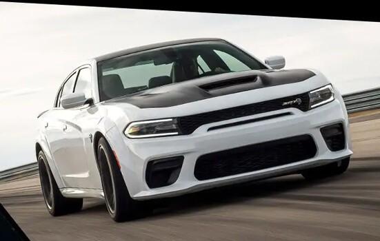 Dodge Charger SRT Hellcat fast 4 door cars