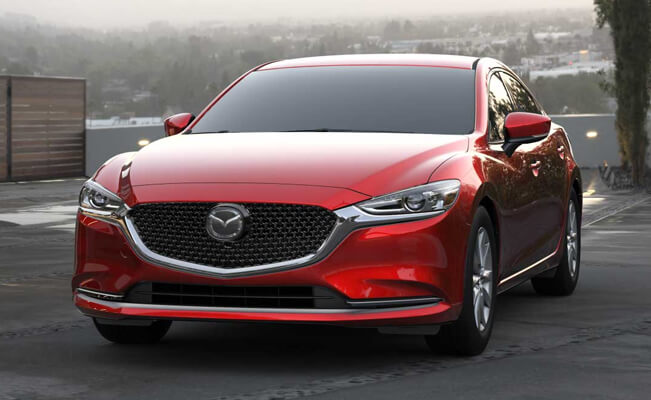 Mazda6 - best cars for short people