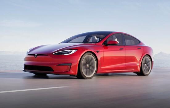 Tesla Model S Performance fastest 4 door cars