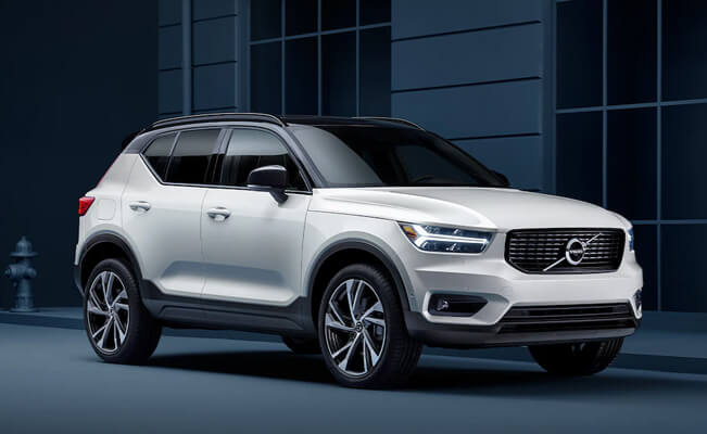 Volvo XC40 - best cars for short people