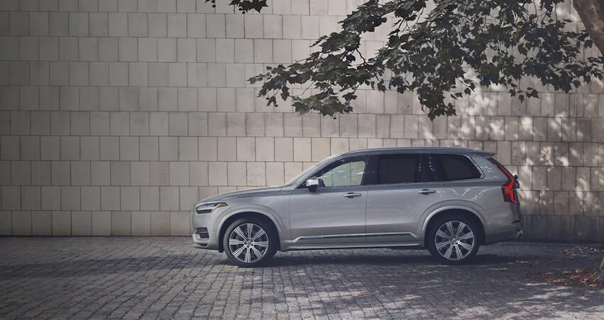 2022 volvo xc90 review - price and specification