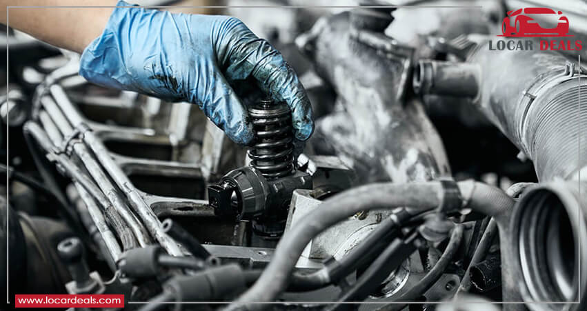 what happens if you don't change your oil - Engine break